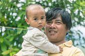 Portrait Of Toraja People