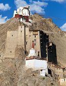 picture of jammu kashmir  - Leh Palace  - JPG