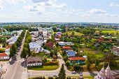 Suzdal, Unique Top View