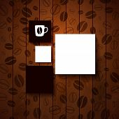 Design template for Your coffee shop.