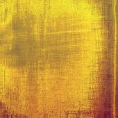 Aged grunge texture. With different color patterns: gray; purple (violet); yellow (beige); brown