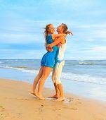 Happiness Portrait Honeymoon