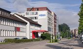 International School And Reishauer Buildings In Wallisellen, Switzerland