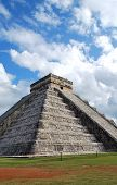 Chichen Itza Main Pyramid