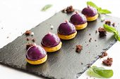 picture of french pastry  - french pastry - JPG