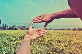 picture of composition  - Hands Framing Distant composition concept dreams creative - JPG