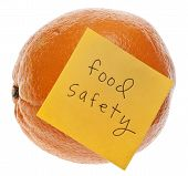 Food Safety Reminder
