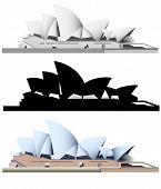 Sydney Opera House - Vektor