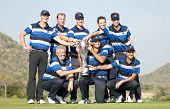 Europe Wins Royal Trophy