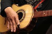 Mariachi Guitarist