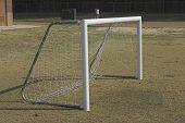 Playground Equipment Soccer Goal