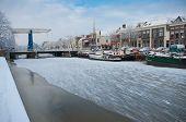 Boote im Kanal