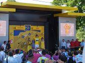 El Tour de Francia - etapa 2-03 de julio de 2011