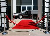 Red Carpet en Limousine