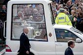 Päpstlicher Besuch