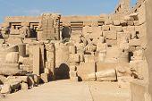 Bezirk des Amun re