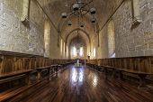 Monastery Of Santa Maria De Poblet Dining Room