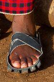 Motorbike Sandal