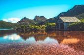 Cradle Mountain National Park, Tasmania, Australia poster