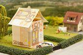 Euro House Scenery