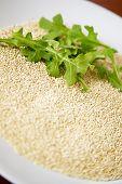 Quinoa And Arugula