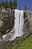 Vernal Falls - Yosemite National Park