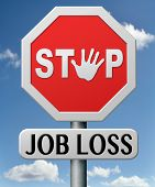 stop job loss creating new jobs