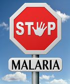 stop malaria by prevention treatment with pills or mosquito nets good diagnosis for symptoms and ins