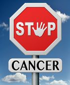 stop cancer by prevention and early diagnosis improve treatment prevent and find causes lung breast
