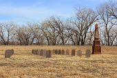 Cemitério rural