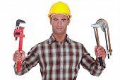 Craftsman tools hand
