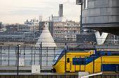 Near Amsterdam Railway Station