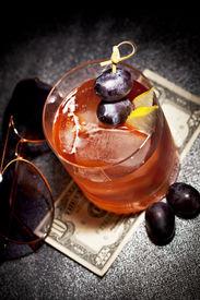 stock photo of gangsta  - Gangsta Cocktail  - JPG