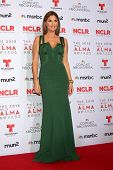 LOS ANGELES - SEP 27:  Daisy Fuentes at the 2013 ALMA Awards - Press Room at Pasadena Civic Auditori