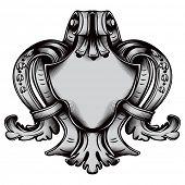 Antique emblem