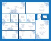 Wedding Stationery Set