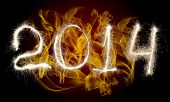 Date New Year 2014