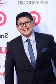 LOS ANGELES - SEP 27:  Rico Rodriguez at the 2013 ALMA Awards - Arrivals at Pasadena Civic Auditoriu