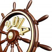 steering wheel 2014