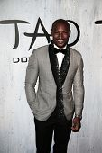 NEW YORK-SEP 28: Model Tyson Beckford attends the grand opening of TAO Downtown at the Maritime Hote