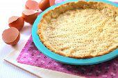 Shortcrust Pastry For Making Sweet Tart