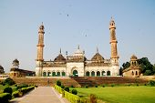 Jama Masjid of Lucknow , city.