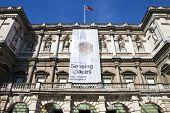 Burlington House In London