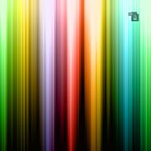 Colorful striped abstract background.