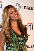 LOS ANGELES - MAR 14:  Laverne Cox at the PaleyFEST -