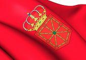 Flag Of Navarra