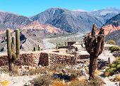 Quebrada De Humahuaca, Central Andes, Argentina