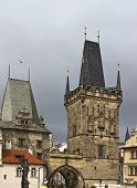 Lesser Bridge Tower, Prague
