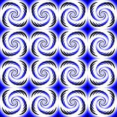 Colorful Helix Motion Pattern. Abstract Twirl Background