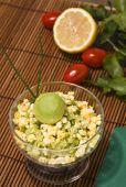 Avocado & Egg Starter